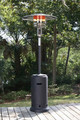 Fire Sense Standard Black Patio Heater