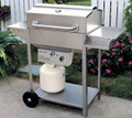 Sarka 500 Sq. in. Cart Grill - Propane