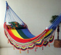 Nicamaka RAINBOW Couples Hammock