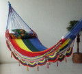"""Couples"" RAINBOW Cabaña-Striped Nicamaka® OUT OF STOCK"