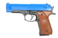 Galaxy G22 Full Metal beretta 92fs in blue
