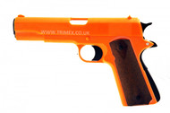 HFC HG 121 GAS pistol in Two Tone orange