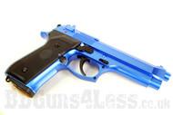 SRC GG 104B Beretta 92 Replica Gas powered Airsoft pistol