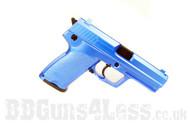 SRC GGH0303B Heckler and Koch USP Replica Gas powered Airsoft pistol
