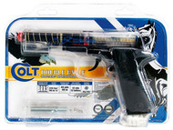 Colt Double Eagle Kit Airsoft gun with sticky target