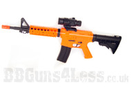 Well D99 M16 Carbine Fully automatic airsoft gun