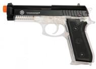 Taurus PT92 Spring Pistol with black Metal Slide