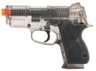 War inc pistol .45 Transparent Smoky Finish