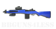 Double Eagle M806A1 Electric in blue