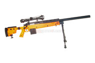 Well MB4406 Airsoft Spring Sniper Rifle in Orange