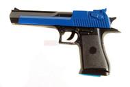 UHC UA959 Israel Eagle spring pistol in blue