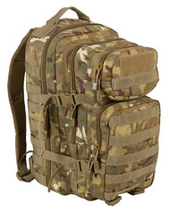 Kombat Small 28 Litre Assault Pack in British Terrain Pattern