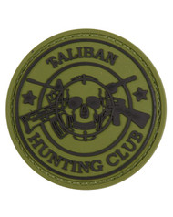 Tactical Patch Taliban Patch in olive green