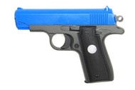 Galaxy G2 metal airsoft gun in blue