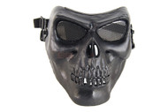 Airsoft Skull Style face mask in Black