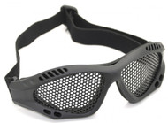 mesh goggles Tan