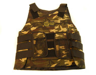 Well Fire Tactical Vest in camo