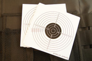 Anglo arms paper targets 50 x 14cm