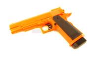 Cyma ZM05 Colt 1911 replica Pistol Gun in orange