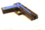 HFC HGC-305 Co2 powered pistol in blue
