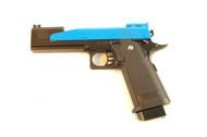 Golden Eagle KG5 Pistol Custom 1911 pistol in blue