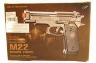 Double Eagle M22 replica beretta m92 pistol