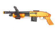 Project Z Chainsaw Airsoft Shotgun spring powered