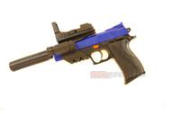 Vigor no2122-b2 Spring Pistol with Light & Silencer