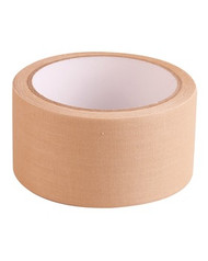 Fabric Tape tan 8m long by 50mm wide