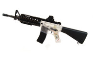 Blackviper B3814 M4 fully auto bb gun in clear
