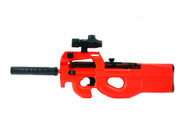 Well D90-H Electric BB Rifle (Orange/Black)