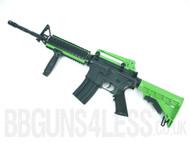 Double Eagle M83 A2 Airsoft gun in green