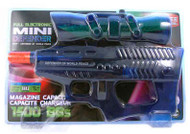 Defender of World Mini Electric Airsoft Gun blue