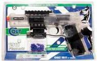 Colt 1911 Target Model Airsoft Gun