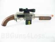 "Mossberg 500 ""MADMAX"" Pistol Grip Gun"