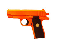 GALAXY G2 metal hand Airsoft gun in orange