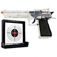 Desert Eagle .44 Magnum Pistol & Target Set