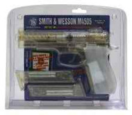 Smith & Wesson M4505 Pistol With Sticky Target