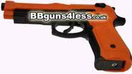 HFC HG-190 Gas Powered Co2  BB Gun Pistol