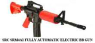 SRC M4A1 Electric gun In Orange