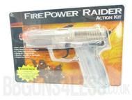 Fire Power Raider Translucent Pistol