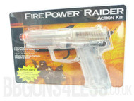 Fire Power Raider Translucent Pistol
