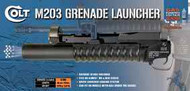 Swiss Arms Colt M203 Grenade Launcher