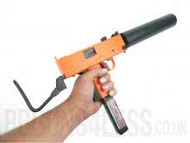HFC HGA-203 Ob Uzi Gas Powered Airsoft Gun In Orange
