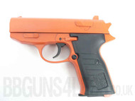 JK18 Full Metal Pistol In Orange