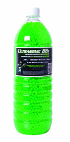 Ultrasonic BB Pellets 8500 X 0.12 in bottle in green