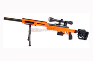 Well MB-4410 Spring Sniper Rifle in orange