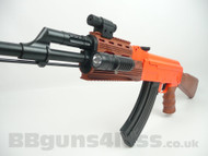 CYMA P48 Replica AK47 BBGun Rifle In Two Tone
