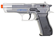 Cybergun Baby Desert Eagle Co2 Pistol NBB in Clear