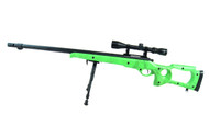 Well MB10 Warrior Sniper rifle in Green